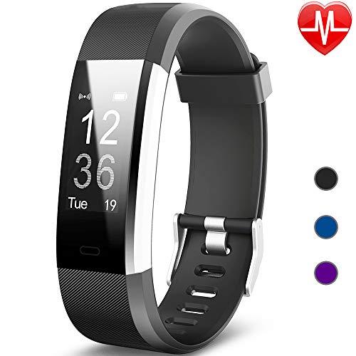 Montre Connectée, Willful Bracelet Connectée Fitness Tracker d'Activité...