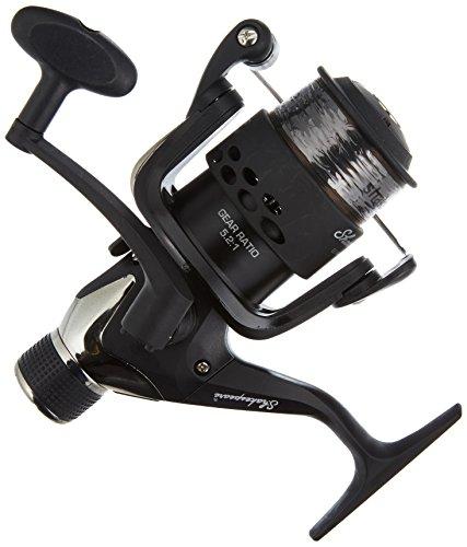 Shakespeare 50FD Beta - Mulinello da pesca, con freno anteriore regolabile ad alta precisione