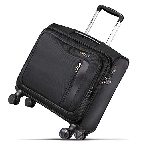 Trolley per PC portatili REYLEO Custodia Rolling Laptop Case Roller Laptop Business Catalogo...