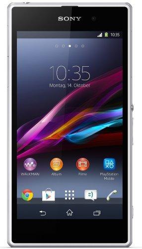 Sony Xperia Z1 Smartphone, Display 5 pollici Full HD Triluminos, processore quad-core 2,2 GHz...