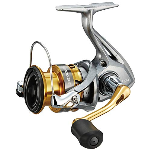 SHIMANO Sedona 500 FI, Mulinello Spinning con Frizione Anteriore, SE500FI