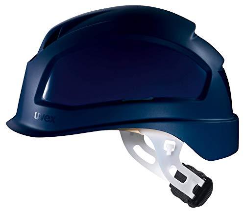 Casco de seguridad para la construcción y la electricidad Pheos E-S-WR de Uvex; modelo EN 397, en varios colores, Azul