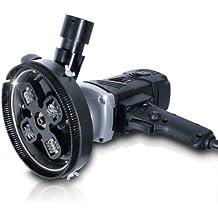 Timbertech BTFRS01 - Fresadora de hormigón de 1500W (210 mm de diámetro del cabezal, 1000-2000 rpm)