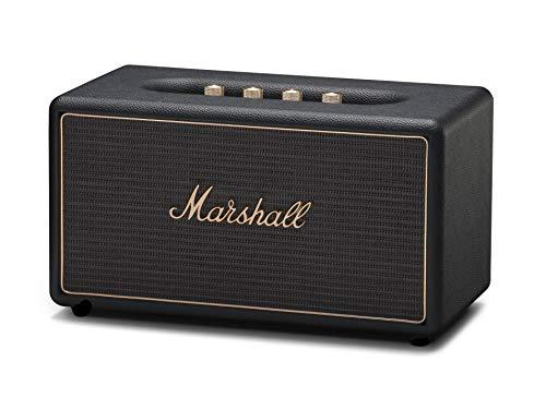 Marshall Stanmore Multi-Room Wi-Fi und Bluetooth Lautsprecher - schwarz (EU)