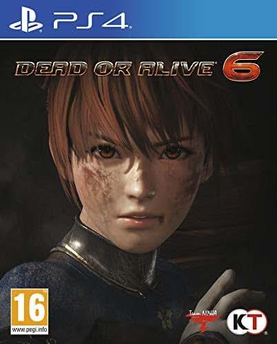 DEAD OR ALIVE 6 [Deutsch, Englisch, Französisch, Italienisch, Spanisch] PlayStation 4 (PS4) Game