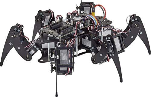 MAKERFACTORY Hexapod Robobug Komplettset