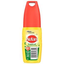 Autan Tropical Vapo – Insetto repellente e antizanzare in confezione da 100 ml