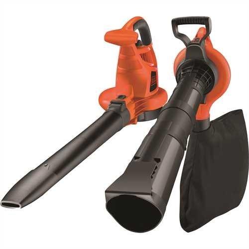 Black+Decker GW3030-QS GW3030 Laubsauger,3000 Watt 3in1, W, 230 V, 3-in-1, Norme