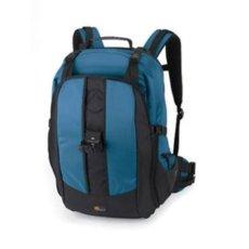 Lowepro Compu Primus AW black-blue - Funda (3.5 kg, 305 x 175 x 280 mm, 365 x 292 x 597 mm) Azul