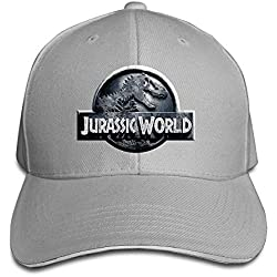 Cap Hat Jurassic World Sandwich Peaked Hat/Cap Ash