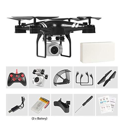 Drone per Elicottero KY101D RC con HD WiFi FPV 4K 16MP Camera 2(4G Droni per Aerei a 4 Assi RC 20...
