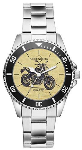 Regalo per Yamaha MT-09 Motocicletta Fan Autista Kiesenberg Orologio 20417