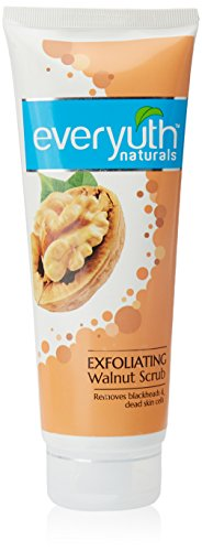 Everyuth Naturals Exfoliating Walnut Scrub with nano Multi Vit A, 200g