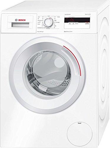 Bosch WAN20068IT Libera installazione Carica frontale 8kg 1000Giri/min A+++ Bianco lavatrice