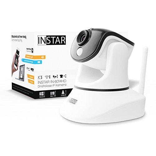 INSTAR IN-6014HD Weiss/IP Kamera/ONVIF/Überwachungskamera/LAN und...