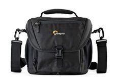 Lowepro Nova 170 AW II - Bolsa para material fotográfico, Negro