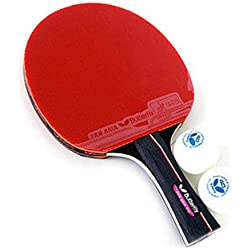 Butterfly Pan Asia S10Table Tennis Racket Paddle (Shake Hand Grip)