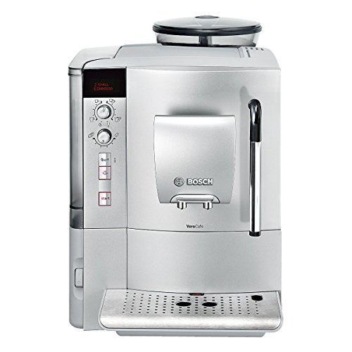 Bosch VeroCafe bean-to-cup coffee device (silver) (1 cup, 2 cups) (15 bars)