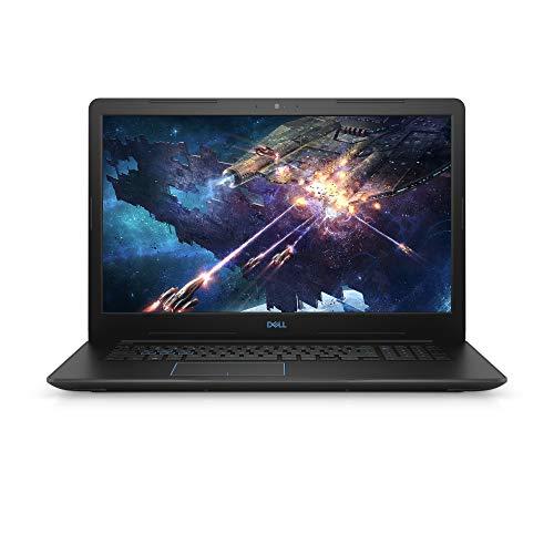 """Dell Inspiron G3 17-3779 PC Portable Gamer 17,3"""" Full HD Noir (Intel Core i7, 8 Go de RAM, Disque Dur 1 to + SSD 128Go, NVIDIA GeForce GTX 1050Ti, Windows 10 Home) Clavier AZERTY Français"""