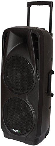 Ibiza Sound PORT225VHF-BT - Megafonía portátil