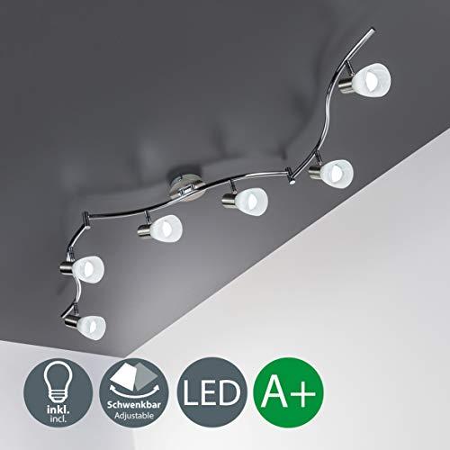 Faretti LED a soffitto orientabili I plafoniera moderna a soffitto per l'illuminazione da interno...