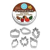 6piezas Mini Otoño Cookie Cutter Set