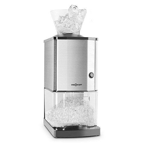 OneConcept Icebreaker Broyeur à Glace Machine à Glace pilée