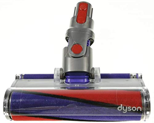 Dyson* SV12 V10 Spazzola Motorizzata Soft Roller Originale (Pavimenti e Parquet)