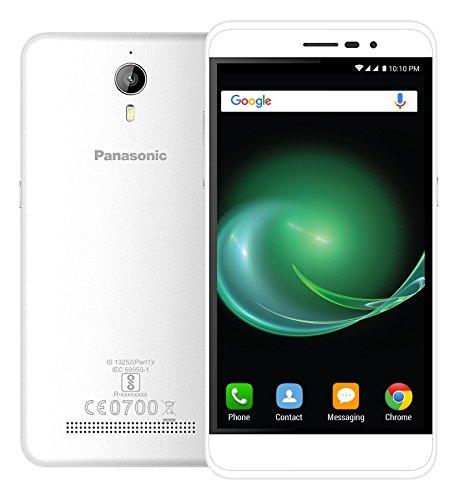 Panasonic P77- 4G VoLTE , 5 Inch- IPS - White