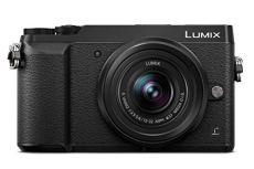 """Panasonic Lumix DMC-GX80 - Cámara Digital DE 16 MP (Pantalla de 3"""", 4K, Lumix G Vario de 12-32 mm F3.5-5.6 Mega Ois), Color Negro"""