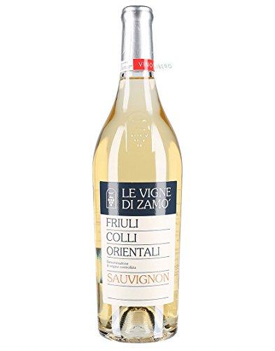 Friuli Colli Orientali DOC Sauvignon Le Vigne di Zamò 2018 0,75 L