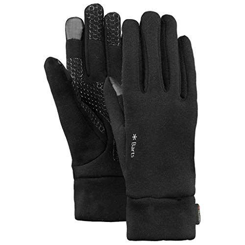 Barts Powerstretch Touch Gloves, Scaldabraccia Unisex - Adulto, Nero (Schwarz), M / L (Talla...