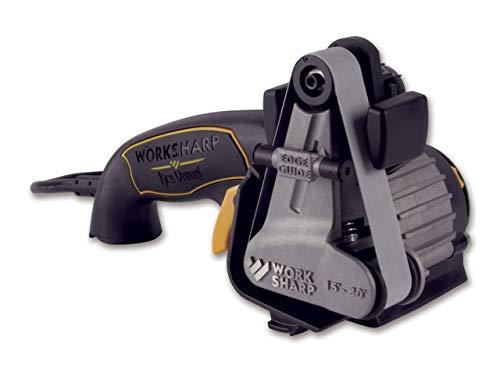 Work Sharp Knife and Tool Sharpener Ken Onion Edition 09DX005 - Professioneller elektrischer Messerschärfer