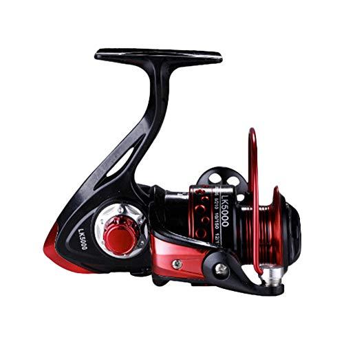 EisEyen Fishing Reel 13 Cuscinetti a Sfera Mulinelli da Pesca Spinning Wheel 5.2: 1 Freshwater 2000-7000 Reel Fishing Reel