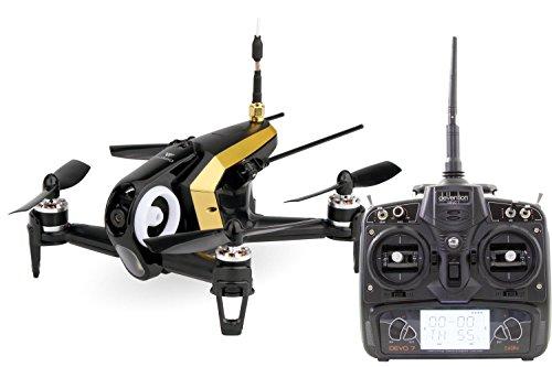 Walkera 15004470FPV Quadricottero Racing Rodeo 150RTF Drone con Telecamera HD, Batteria,...