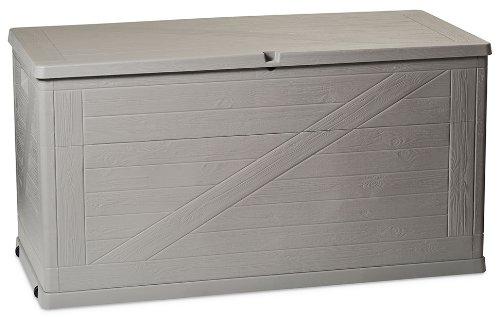 TOOMAX Z163R025 Baule Multibox, Wood Line, 120X57X63, Tortora