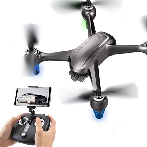 Sunnywill Lente di Regolazione elettrica SMRC ICAT2 GPS 5G WiFi FPV 1080p HD Drone Brushless RC Quadricottero (Immagine WiFi 5G + Motore brushless + Telecamera di Regolazione elettrica 1080P + GPS)