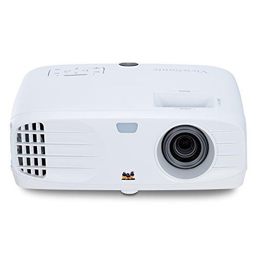 Viewsonic PG700WU Business DLP Projektor (WUXGA, 3.500 ANSI Lumen, HDMI, 2 Watt Lautsprecher, 1.1x optischer Zoom) Weiß