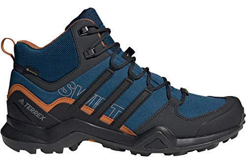 adidas Terrex Swift R2 Mid GTX, Chaussures de Randonnée Hautes Homme