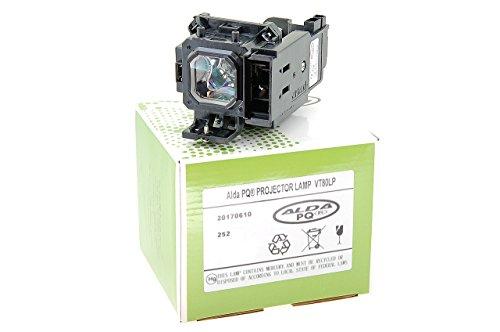 Alda PQ-Premium, Lampada proiettore per NEC VT58 Proiettori, lampada con modulo
