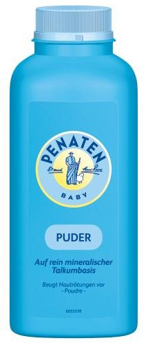 Penaten Baby Puder 100 Gramm, 2er Pack (2 x 100 gr.)
