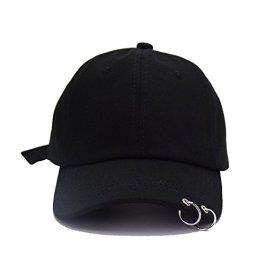 BTS Cappelli e cappellini baseball da Donna Uomo K-pop Bangtan Unisex Iron Ring Cappello Casual regolabile papà Hat