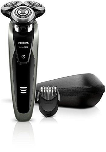 Philips-SHAVER-Series-9000-S9161-Plata-Afeitadora-BateraCorriente-In-de-litio-Plata-Ergonomic