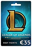 League of Legends €35 Prepaid Gift Card (5000 Riot Points)