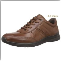 ECCO Mens Lace Up Irving