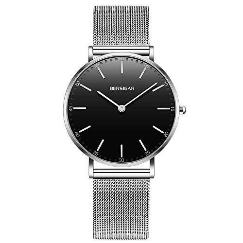 Bersigar lusso orologio da polso - Orologio analogico per donne - Orologio da polso impermeabile -...