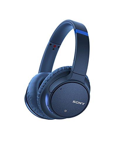 Sony WH-CH700NL - Auriculares inalámbricos (Bluetooth, NFC), Color Azul
