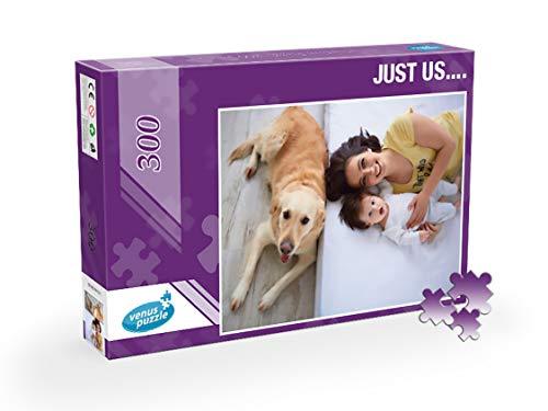 Puzzle con Foto, Puzzle con Foto Personalizzata, Foto Puzzle Personalizzato 300 Pezzi (Puzzle 300...