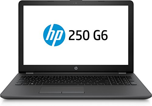HP 250 G6 Notebook PC, Display LCD 15.6' HD LED, Core i3-6006U, 4 GB DDR4, SATA 500 GB, Intel HD...