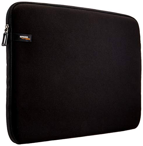 AmazonBasics 17.3-Inch Laptop Sleeve (Black)